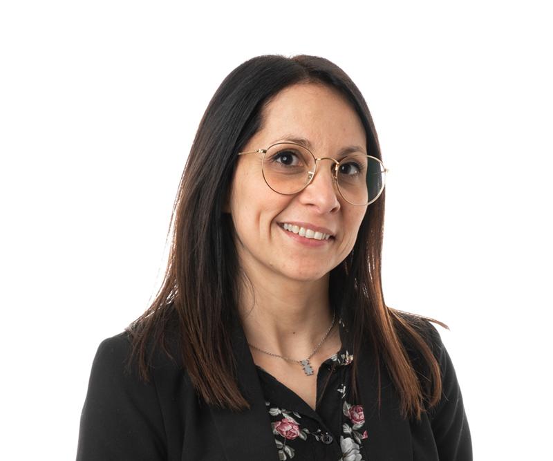 Belén Ruíz, responsable d'assessorament laboral a Gabinet Anoia Grup