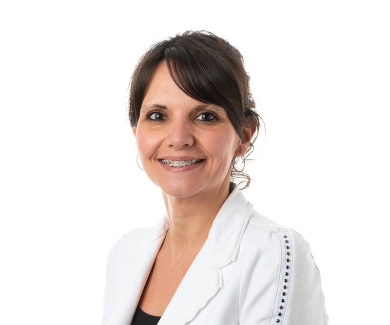 Montserrat Pujol, responsable d'assessorament fiscal i comptable a Gabinet Anoia Grup