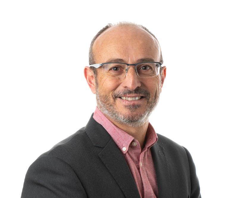 Jesús Cerezo, advocat i agent de la propietat a Gabinet Anoia Grup